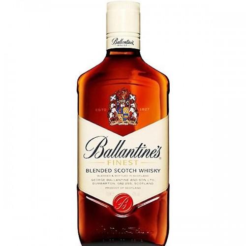 WHISKY BALLANTINES BOTELLA 0.7 CL 1 UNIDAD