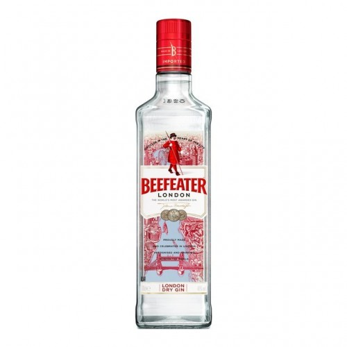 GINEBRA BEEFEATER BOTELLA 0.7 CL 1 UNIDAD